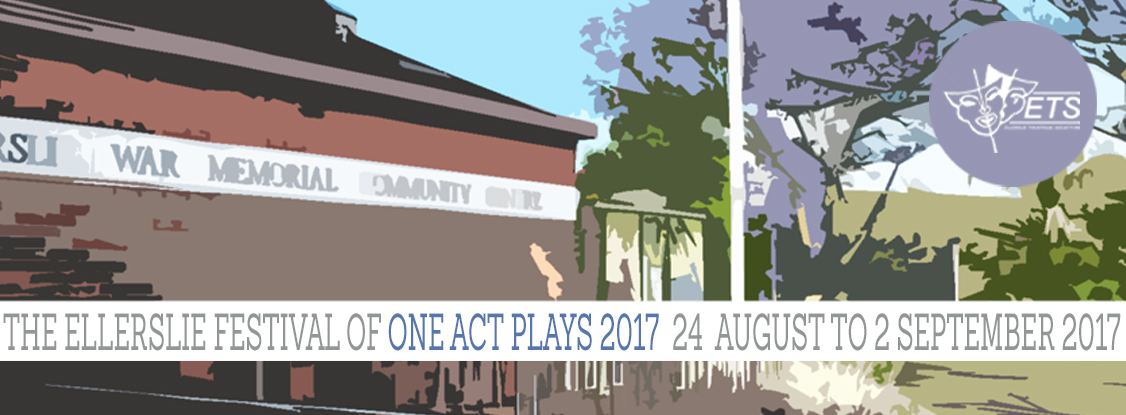 ETS: The Ellerslie Festival of One Act Plays 2017